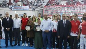 Tekvando Yıldızlar Türkiye Şampiyonası başladı