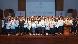 Türkiyenin Enerji Akademisi ilk mezunlarını verdi