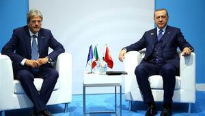 Cumhurbaşkanı Erdoğanın ikili zirveleri devam ediyor