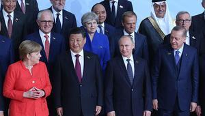 G-20'de lider maratonu