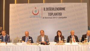 Bakan Akdağ: Sağlıkta, süper ligin şampiyonluğuna oynayan bir takım olacağız (2)
