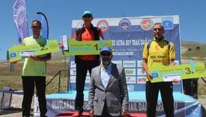 Erciyes Ultra Sky Trail Dağ Maratonu tamamlandı