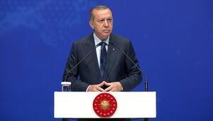 Cumhurbaşkanı Erdoğan: Üçüncü bir nükleer güç santrali projesiyle ilgili çalışmalarımızı şimdiden başlatmış bulunuyoruz