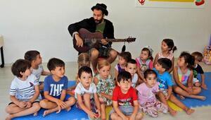 Çocukların hayal dünyalarını zenginleştiriyor