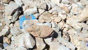 Siirtte Tabur Komutanlığı yakınlarında tuzaklanan patlayıcı imha edildi