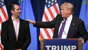 Trumpın oğlunun Rus avukatla seçimleri görüştüğü iddiası