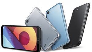 LG Q6 geliyor İşte tüm özellikleri