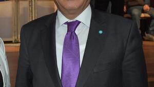 DSP Genel Başkanı Aksakal cuma günü İzmirde