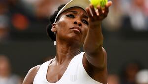 Venus Williams Wimbledonda yarı finalde