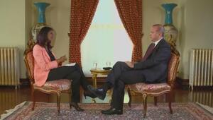 Erdoğan BBCye konuştu... Eğer AB kabul etmeyeceğini söylerse Türkiye için rahatlatıcı olur