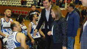 Basketbolda bölgenin tek temsilcisi Gaziantep