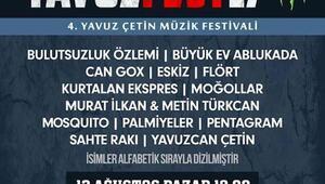 Rock sanatçısı Yavuz Çetin ölümünün 16. yılında anılacak