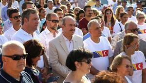 Srebrenitsa Soykırımı 22. yıldönümünde Buca'da anıldı