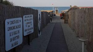 Faşist plaj, İtalyayı karıştırdı