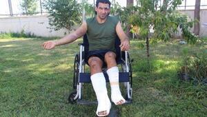 Meriçte yaralı bulunan Cezayirli: Beni Yunan polisi dövdü