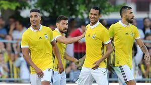 Fenerbahçe Sporting Lizbona 2-1 mağlup oldu.. İşte Fenerbahçe maçının özet görüntüleri