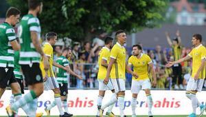 Sporting Lizbon: 2 - Fenerbahçe: 1 - İşte maçın golleri ve özeti