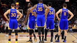Yılın en iyi takımı Golden State Warriors