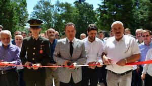 Erbaa'da 15 Temmuz fotoğraf sergisi açıldı