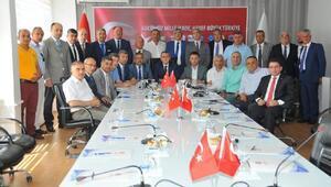 Murzioğlu : Gücümüz milli irade, hedef büyük Türkiye