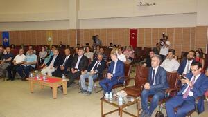Trakya Üniversitesinde Srebrenitsa anması