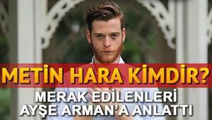 Metin Hara kimdir, mesleği nedir Metin Haranın Ayşe Arman röportajı