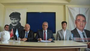 DSP Genel Başkanı Aksakal: Dört parti ülkeyi perperişan ettiler