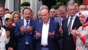 15 Temmuz Şehitleri  İBB Binası önünde dualarla anıldı