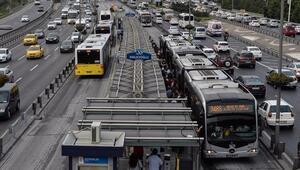 Dikkat Metrobüslerin güzergâhlarında değişiklik... İETT açıklama yaptı