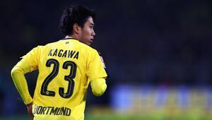 Kagawa 2020ye kadar Borusia Dortmundda