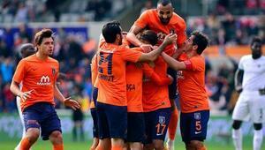 Medipol Başakşehir, Vitesse ile berabere kaldı