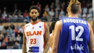 Gaziantep Basketbol, Clark'la 1 yıllık sözleşme imzaladı