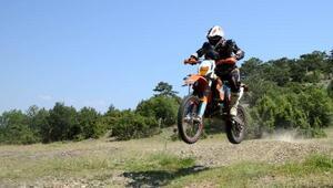 Motosiklet tutkunları Musaözünde buluştu