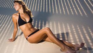 10 soruda vücudunuza uygun bikini seçimi