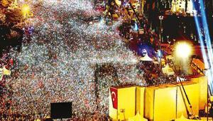 Hükümetten ilk açıklama: Kaç milyon kişi katıldı