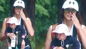 Irina Shayk ilk kez kızının yüzünü gösterdi