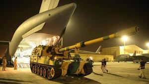 Türkiyeden Katara üçüncü askeri sevkiyat