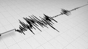 Manisada 4 büyüklüğünde deprem