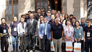 Kore heyetinden Bergama ziyareti