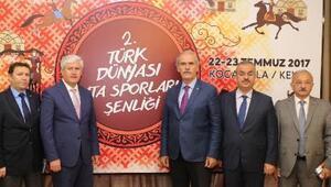 Türk dünyası Kocayayla'da buluşuyor