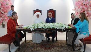 Talasın nostaljik salonunda ilk nikahı Başkan kıydı