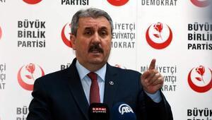 Destici: Darbe araştırma komisyonu raporunda Muhsin Yazıcıoğlu davası ile ilgili yeni bir gelişme yoktur