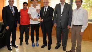 Dünya ikincisi Hatice Kübra İlgün: Hedefim olimpiyatlar