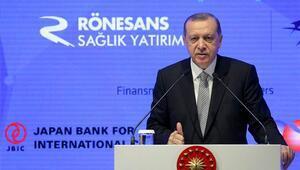 Cumhurbaşkanı Erdoğandan Alman şirketleri açıklaması