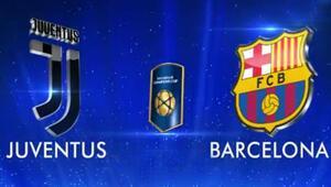 Juventus Barcelona maçı hangi kanalda, saat kaçta izlenecek Canlı yayın linki