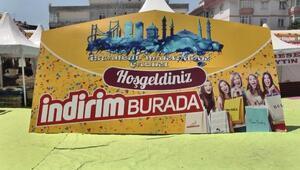 Dünyanın en ünlü markaları İstanbul Markalar Çadırında