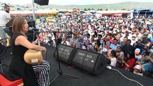 16ncı Çıldır Gölü festivali yapıldı