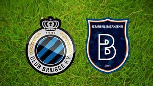 Club Brugge Medipol Başakşehir maçı ne zaman Başakşehir maçı hangi kanalda, saat kaçta