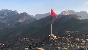 Hakkaride 9 PKKlı öldürüldü, en yüksek rakımlı üs bölgesi oluşturuldu