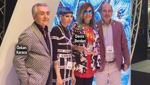 Pure London'da Deniz Berdan'a ödül